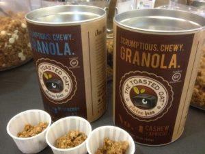 ToastedOat granola