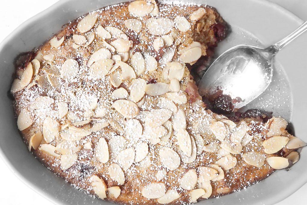 cherry-almond-clafoutis
