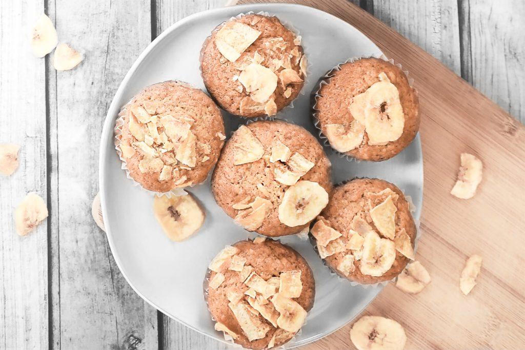 bananana-muffins