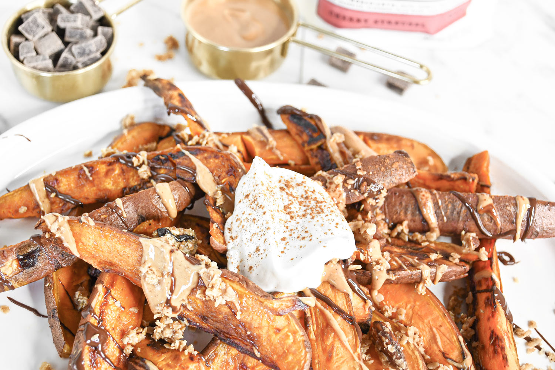 loaded-sweet-potato-dessert-fries
