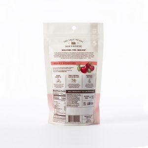 cherry streusel back