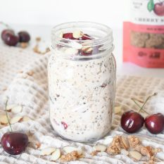 cherry-almond-overnight-oats