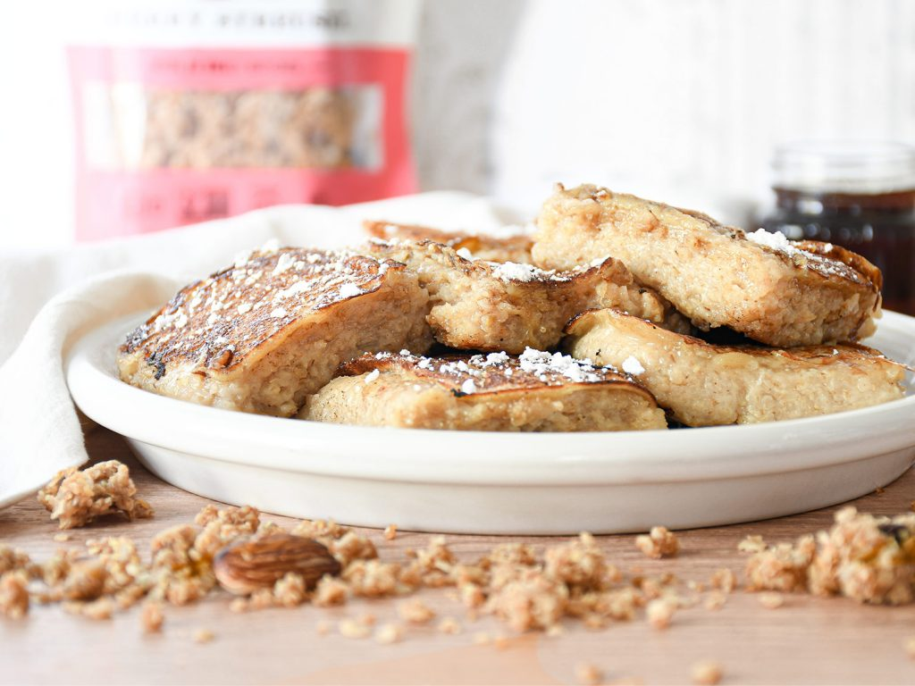 oatmeal french toast